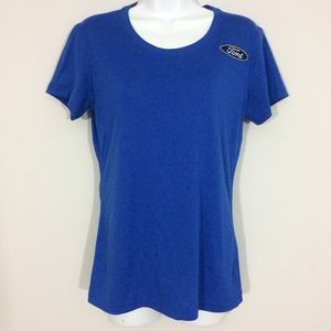 Nike Pro Dri Fit Womens S Embroidered Ford Logo